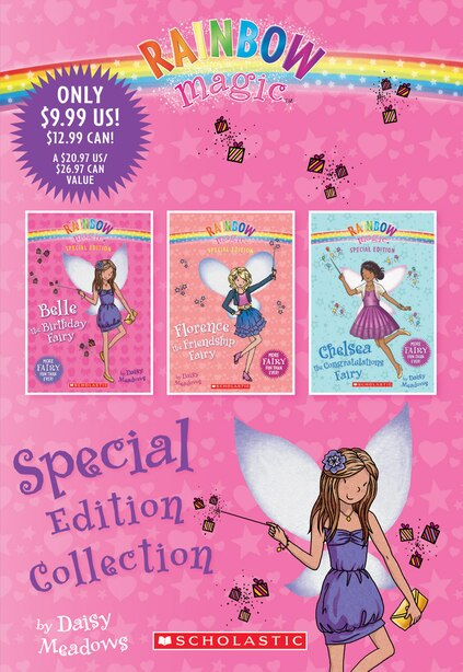 Rainbow Magic Special Edition Collection by Daisy Meadows