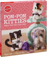 Klutz: Pom-pom Kitties