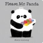 Please, Mr. Panda: A Board Book