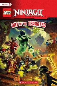 LEGO Ninjago Reader #16: Day of the Departed