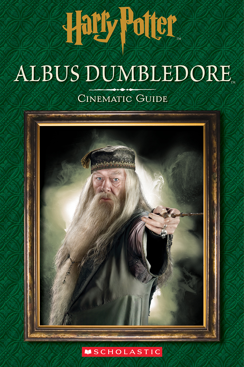 Harry Potter: Albus Dumbledore: Cinematic Guide, Book by ...