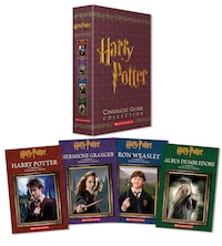 Harry Potter: Boxed Set: Cinematic Guide