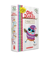 Owl Diaries  Books 1-5 (Box Set)