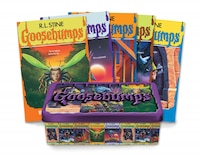 Goosebumps 25th Anniversary Retro Set (Box Set)