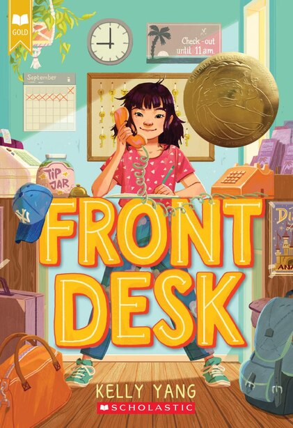 Front Desk (scholastic Gold) by Kelly Yang