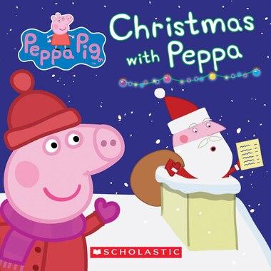 Peppa Pig Christmas.Peppa Pig Christmas With Peppa