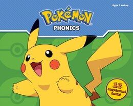 Book Pokemon: Phonics (Box Set) by Quinlan B Lee