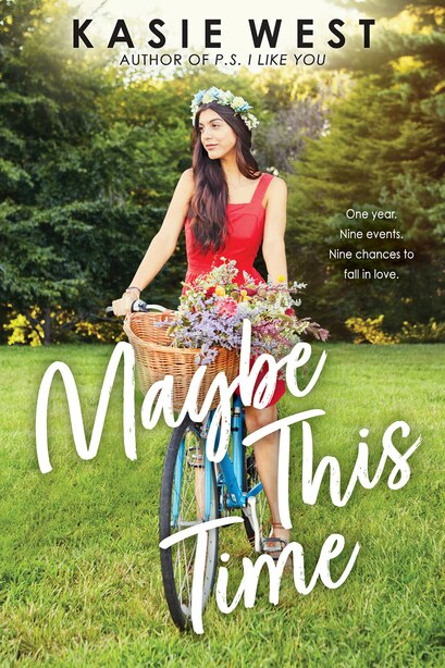 Maybe This Time (point Paperbacks) by Kasie West