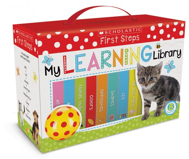 My Learning Library: Scholastic Early Learners (my First) by Scholastic