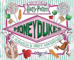 Book Honeydukes: A Scratch & Sniff Adventure (Harry Potter) by Daphne Pendergrass