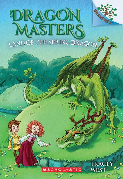 Dragon Masters #14: The Land of the Spring Dragon: A Branches Book by Tracey West