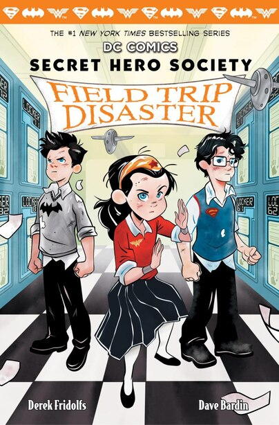 DC Comics: Secret Hero Society #5: Field Trip Disaster by Derek Fridolfs