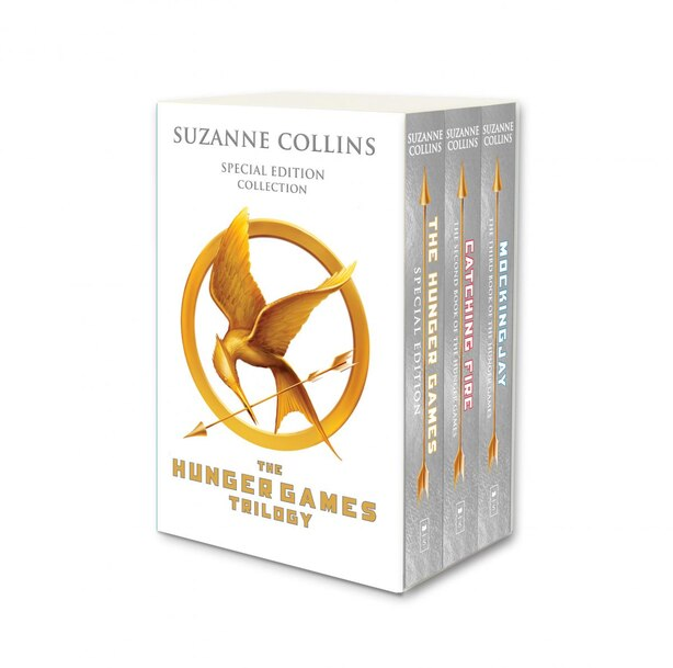 The Hunger Games Special Edition Boxset by Suzanne Collins