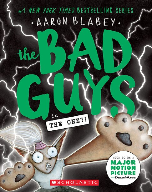 The Bad Guys In The One?! (the Bad Guys #12) de Aaron Blabey