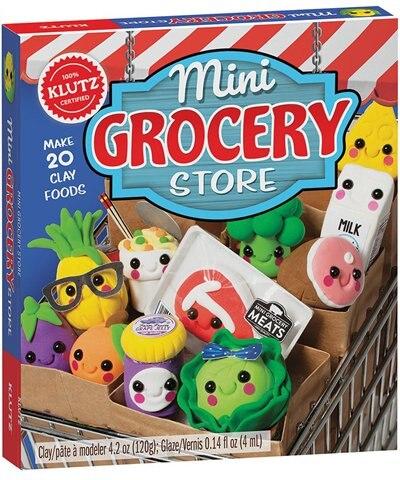 Klutz: Mini Grocery Store