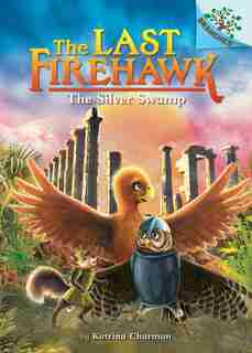 The Golden Temple: A Branches Book (the Last Firehawk #9) by Katrina Charman