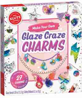 Klutz: Make Your Own Glaze Craze Charms by Editors of Klutz