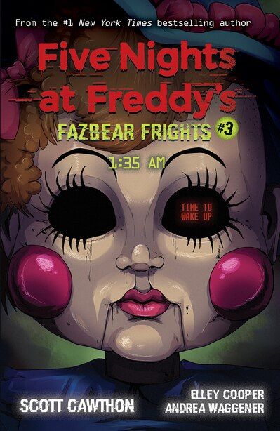 1:35AM: An AFK Book (Five Nights at Freddy's: Fazbear Frights #3) by Scott Cawthon