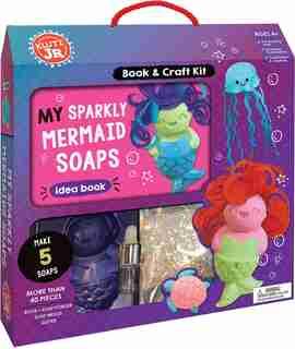 Klutz Jr.: My Mermaid Soap by Editors of Klutz
