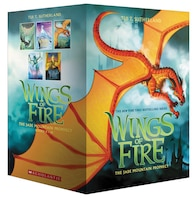 Wings of Fire Boxset: Books #6-10