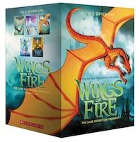 Wings of Fire Boxset: Books #6-10