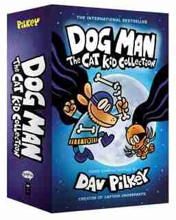 Dog Man: The Cat Kid Collection (Books 4-6) de Dav Pilkey