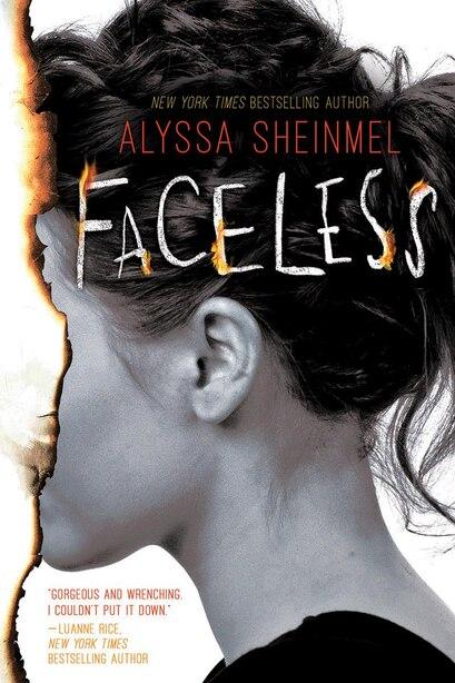 Faceless (point Paperbacks) by Alyssa Sheinmel