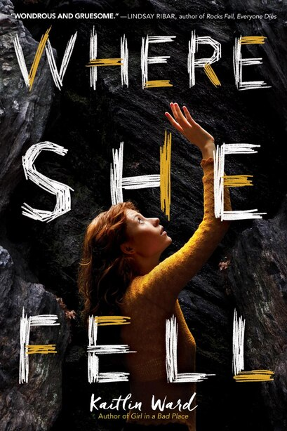 Where She Fell (point Paperbacks) by Kaitlin Ward