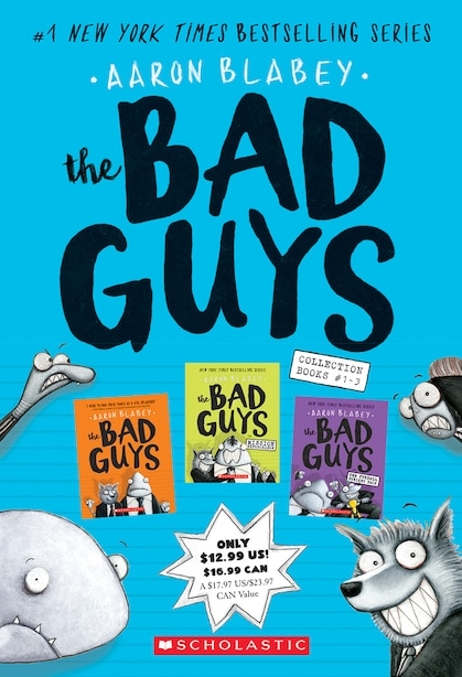 The Bad Guys Collection de Aaron Blabey