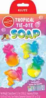 Tropical Tie-Dye Soap by Editors of Klutz