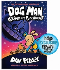 Dog Man: Grime And Punishment (indigo Exclusive Edition)