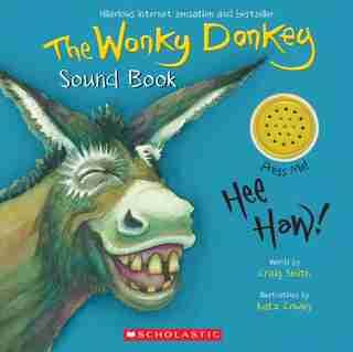 The Wonky Donkey Sound Book by Craig Smith