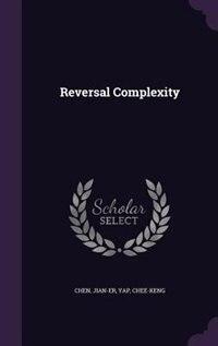 Reversal Complexity