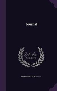 Journal de Iron And Steel Institute