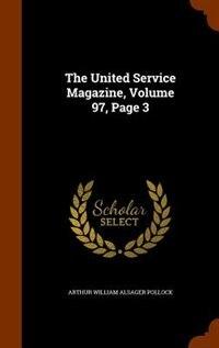 The United Service Magazine, Volume 97, Page 3