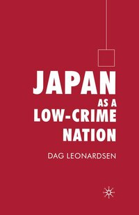 Japan As A Low-crime Nation