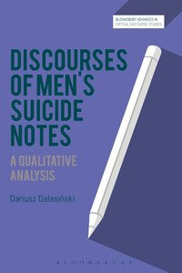 Discourses Of Men¿s Suicide Notes: A Qualitative Analysis