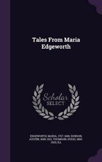 Tales From Maria Edgeworth