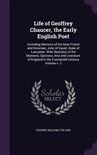 a life history of geoffrey chaucer the poet Before william shakespeare, geoffrey chaucer was the preeminent english poet, and he remains in the top tier of the english canon he also was the most significant poet to write in middle english.