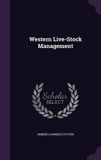 Western Live-Stock Management