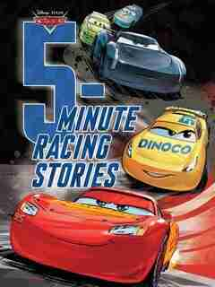 5-minute Racing Stories by Disney Books