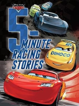 Book 5-minute Racing Stories by Disney Books