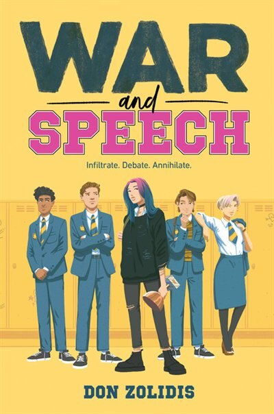 War And Speech by Don Zolidis