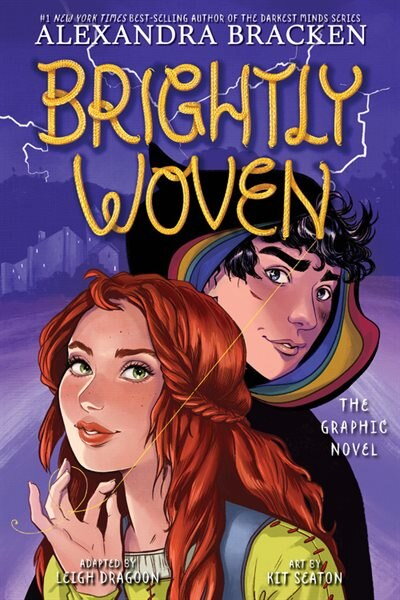 Brightly Woven: The Graphic Novel by Alexandra Bracken