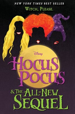 Book Hocus Pocus And The All-new Sequel by A. W. Jantha