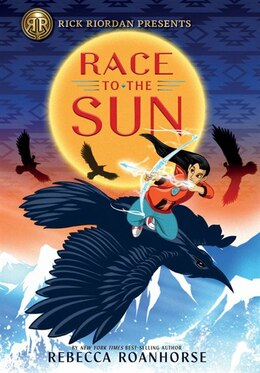 Book Race To The Sun by Rebecca Roanhorse