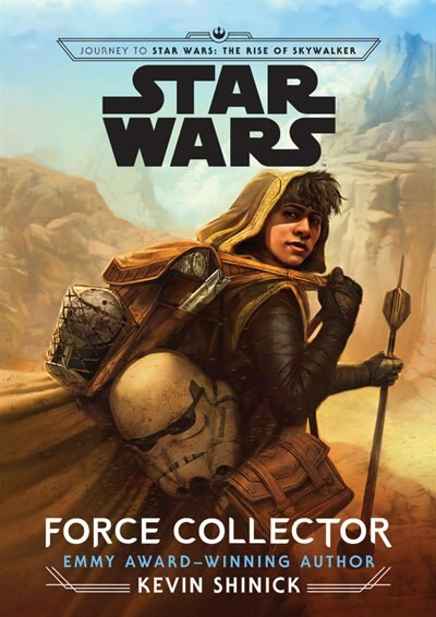 Journey To Star Wars: The Rise Of Skywalker Force Collector by Kevin Shinick