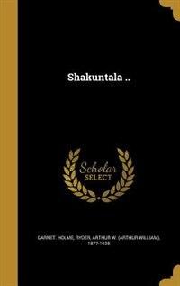 Shakuntala ..