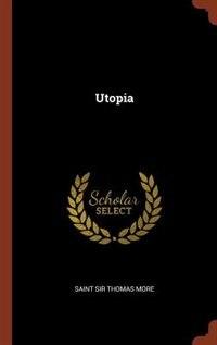 Utopia de Saint Sir Thomas More