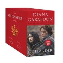 Book Outlander 4-copy Mass Market Box Set by Diana Gabaldon
